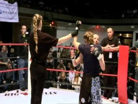 Cage Fighting Women - part 4
