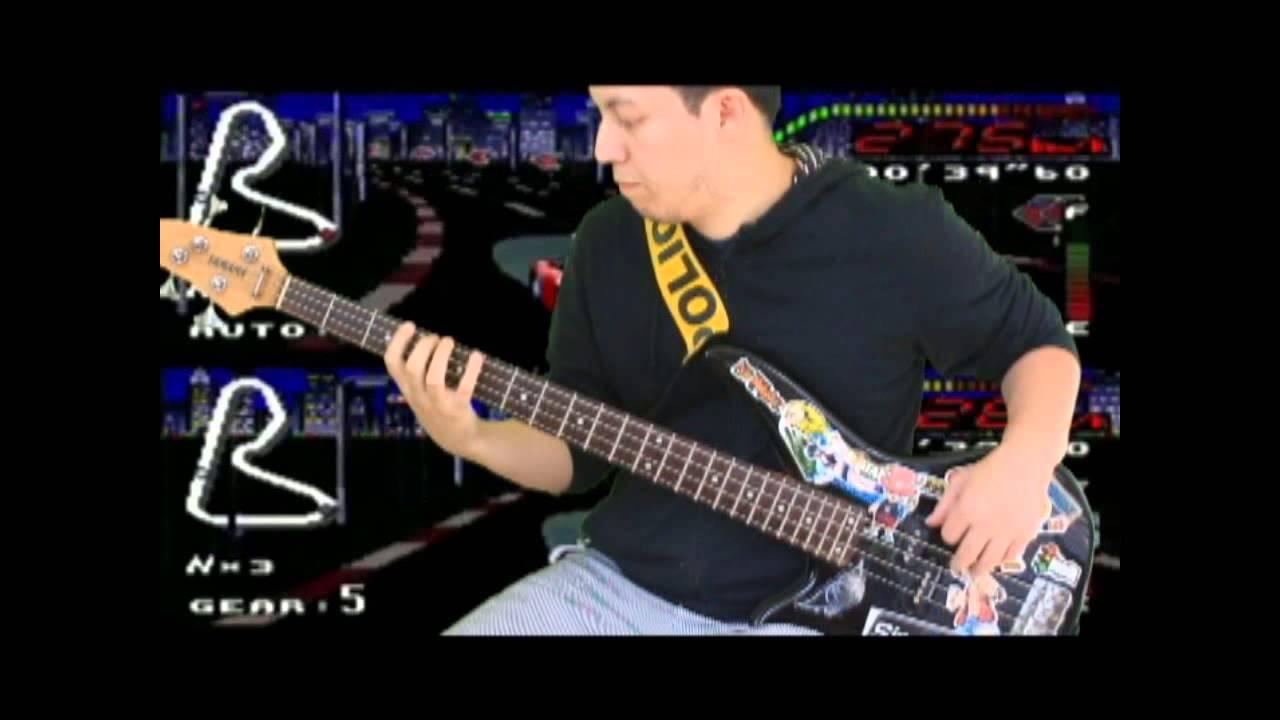 Top Gear (SNES) Track 3 Theme Bass Cover - LuiGi Campos ...