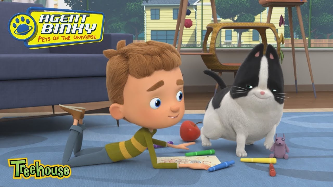 Agent Binky | New Series Weekends at 12:40pm ET | Treehouse