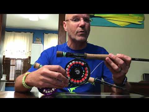 Flyfishing Bonefish Setups