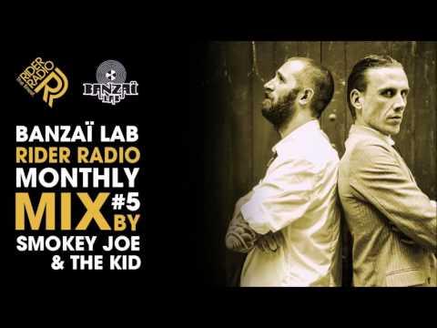 SMOKEY JOE & THE KID - 1h Mix for Rider Radio