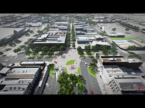 Bridge Mall Redevelopment