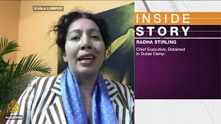 Radha Stirling discusses Matthew Hedges on Al Jazeera