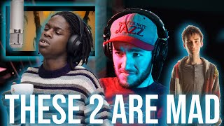JACOB COLLIER | Time Alone With You ft. Daniel Caesar REACTION