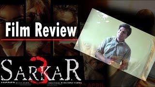 New Release I Sarkar 3 I Full Movie I Review