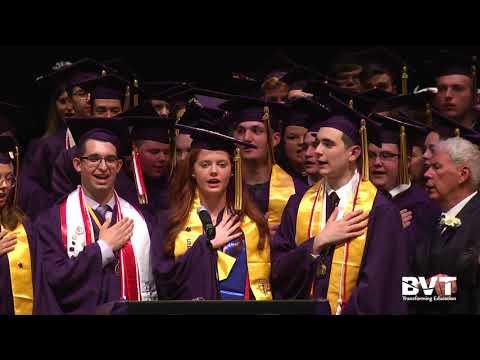 2019 Graduation Blackstone Valley Regional Vocational Technical  High School