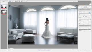 Editorial Style Bridal Portrait Using Camera Raw Presets - Weekly Edit Season 2 Episode 2