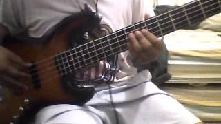 JKT48 - Wasshoi J! (ワッショイ - J!) bass cover
