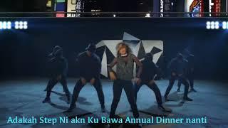 Stacy - Cakap Ke Tangan [Official Brake Dance]