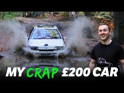 I Bought The Best Crap Car For £200