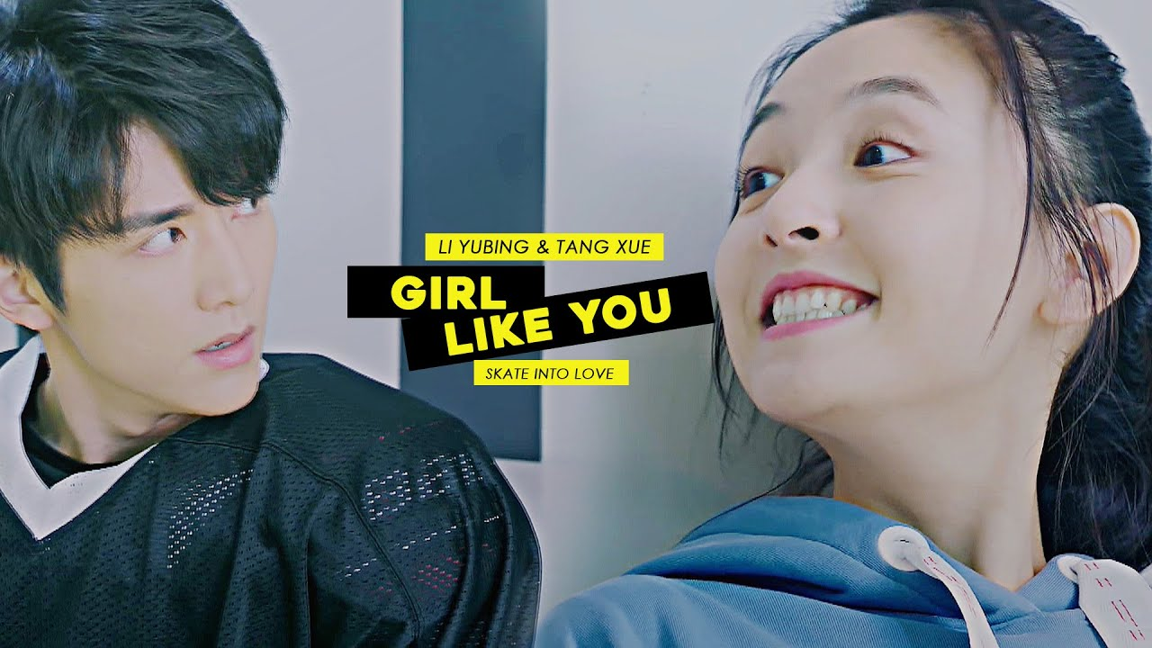 Download li yubing & tang xue || girl like you [skate into love fmv]