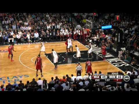LeBron James - 49 points vs Nets Full Highlights (2014.05.12) (2014 ECSF GM4)