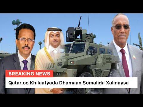 XOG Qatar oo Somaliland iyo Dowlada Faderalka Heshiis ugu Horeyey Noocisa Gaadhsiisey iyo Mucaaradka