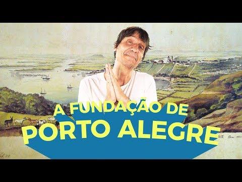 A FUNDAÇÃO DE PORTO ALEGRE | EDUARDO BUENO