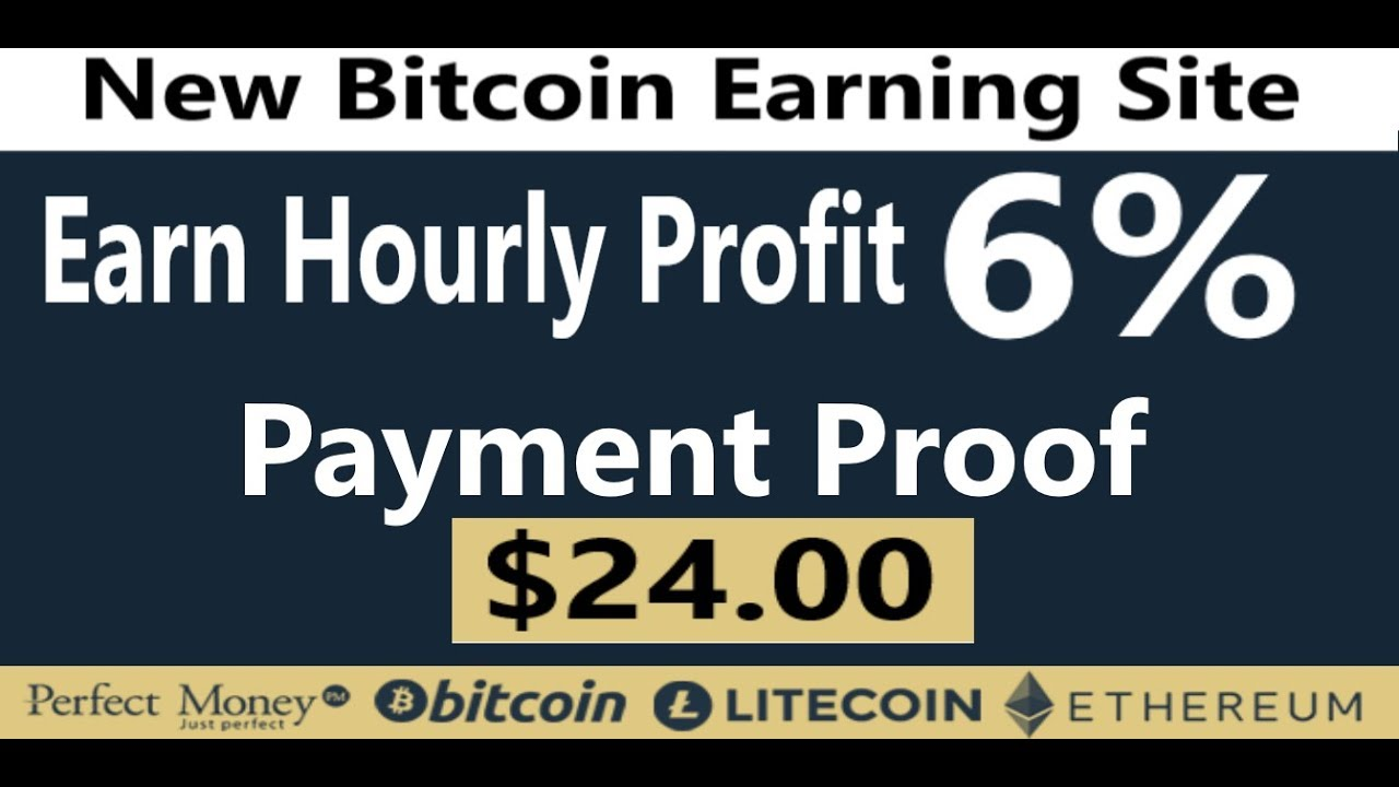 Today Review New Bitcoin Earning Site 2019 [Payment Proof