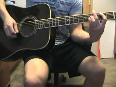 I Told You So Keith Urban Acoustic Guitar Cover