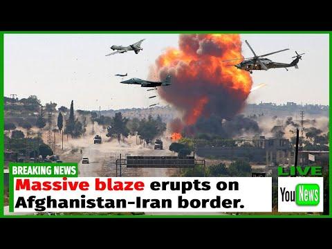 Israeli planes said to strike Syrian airbase near Homs, wounding 6.