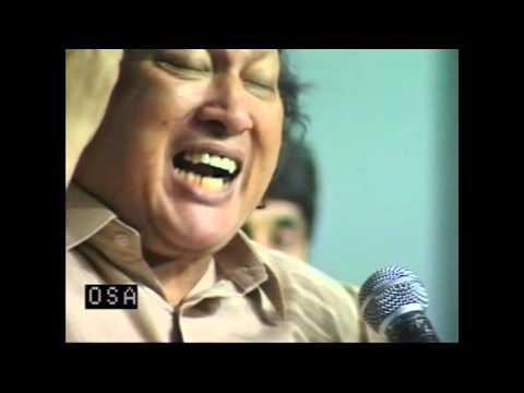 Mix - Ye Jo Halka Halka Saroor Hai - Ustad Nusrat Fateh Ali Khan - OSA Official HD Video