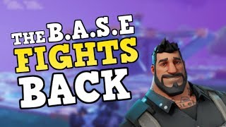 *INSANELY POWERFUL* B.A.S.E HERO BUILD | Constructor Build | Fortnite STW