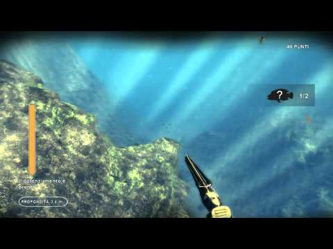 Spearfishing Game Huge Grouper Caught 2013