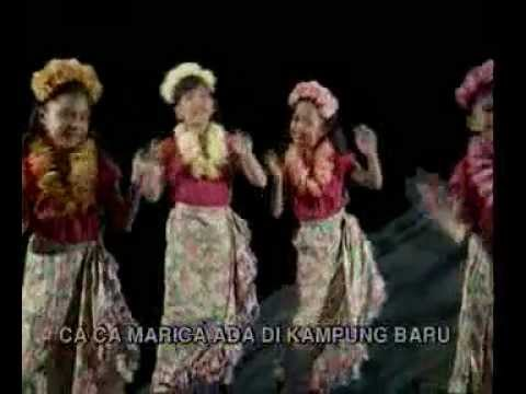 Mana Di Mana Anak Kambing Saya - Lagu Anak-Anak Indonesia.flv