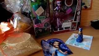 Мои подарки на день рождения #2 (От родственников и друзей)(Всем привет с вами Нюта! Это моё второе видео про подарки на день рождения! Извините, что оно немного задержа..., 2013-08-26T05:04:08.000Z)