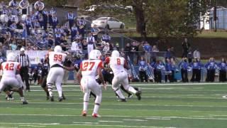 2015 Southeastern Oklahoma State Football highlights