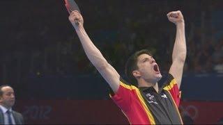 Ovtcharov Wins Bronze in Men