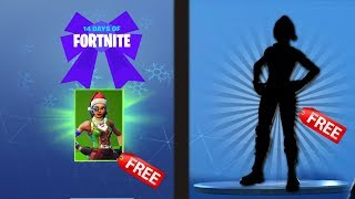 * NEW * HIDDEN ITEM for 14 days with FORTNITE | Do tricks in different locations * Guide *