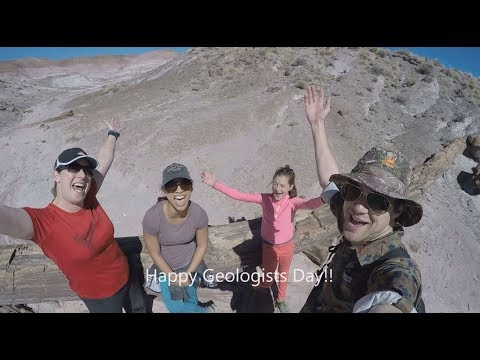 Happy Geologists Day! 2018