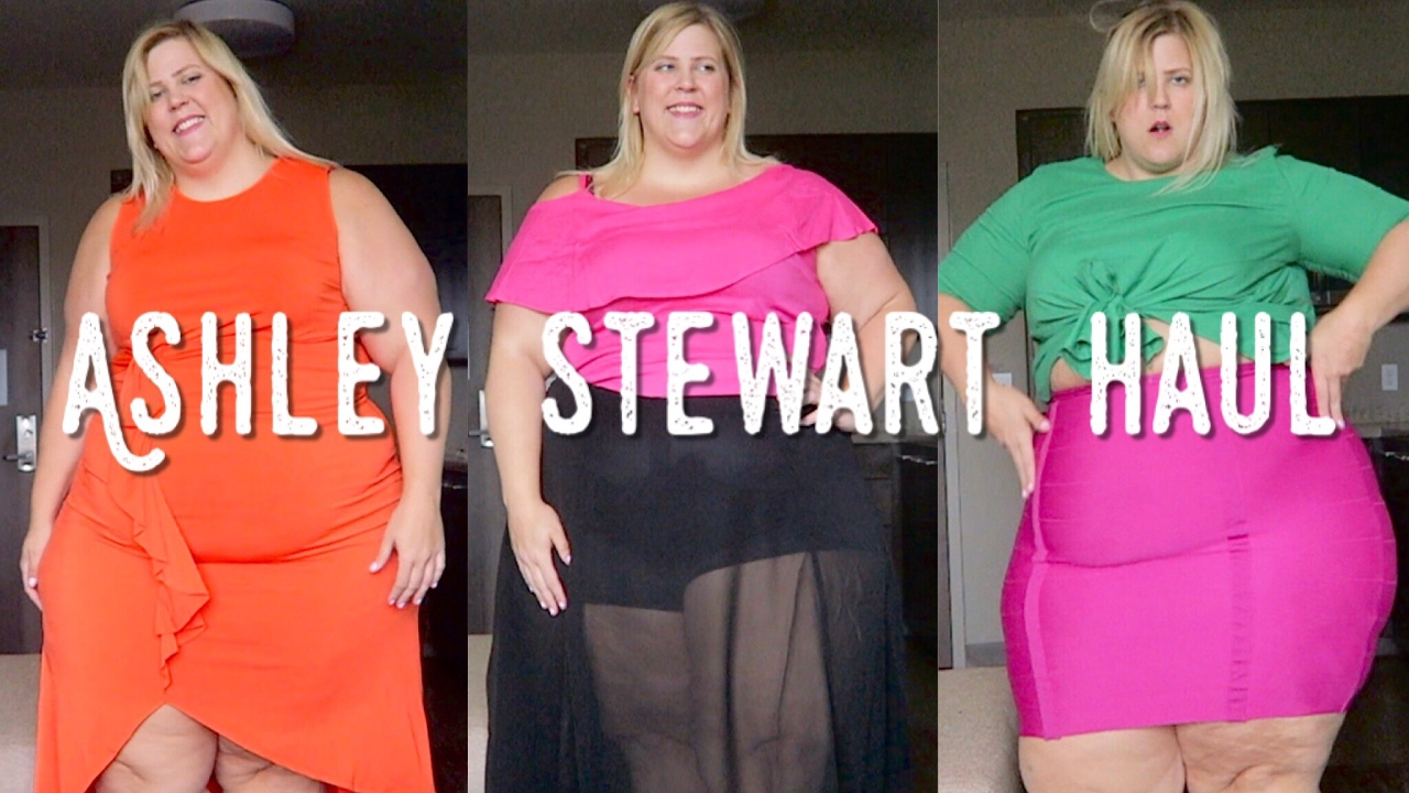 c212cf2b1ff Ashley Stewart Clothing Haul + Try On