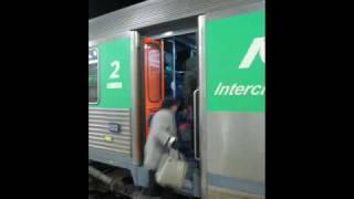 a partida do comboio / the departure of the train