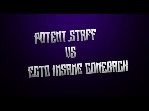 Potent.Staff vs EcTo - INSANE 2v3 Comeback - Detroit SnD