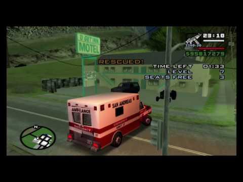 GTA: San Andreas | Savior Trophy/Achievement