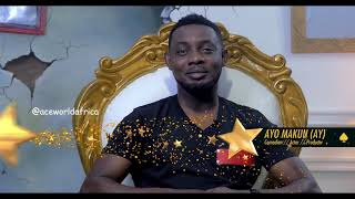 THE HUSSLE AND BUSSLE THAT MADE ME -  AYO MAKUN