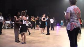 JPPSS 2011 Dance Challenge 2ndt Salsa Group Competition Dance