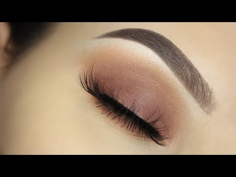 Natural eyeshadow ideas for brown eyes