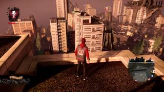 InFAMOUS Second Son Pause Song Extended Version