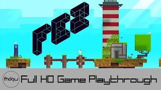 Full Game - Fez - Playthrough (No Commentary)