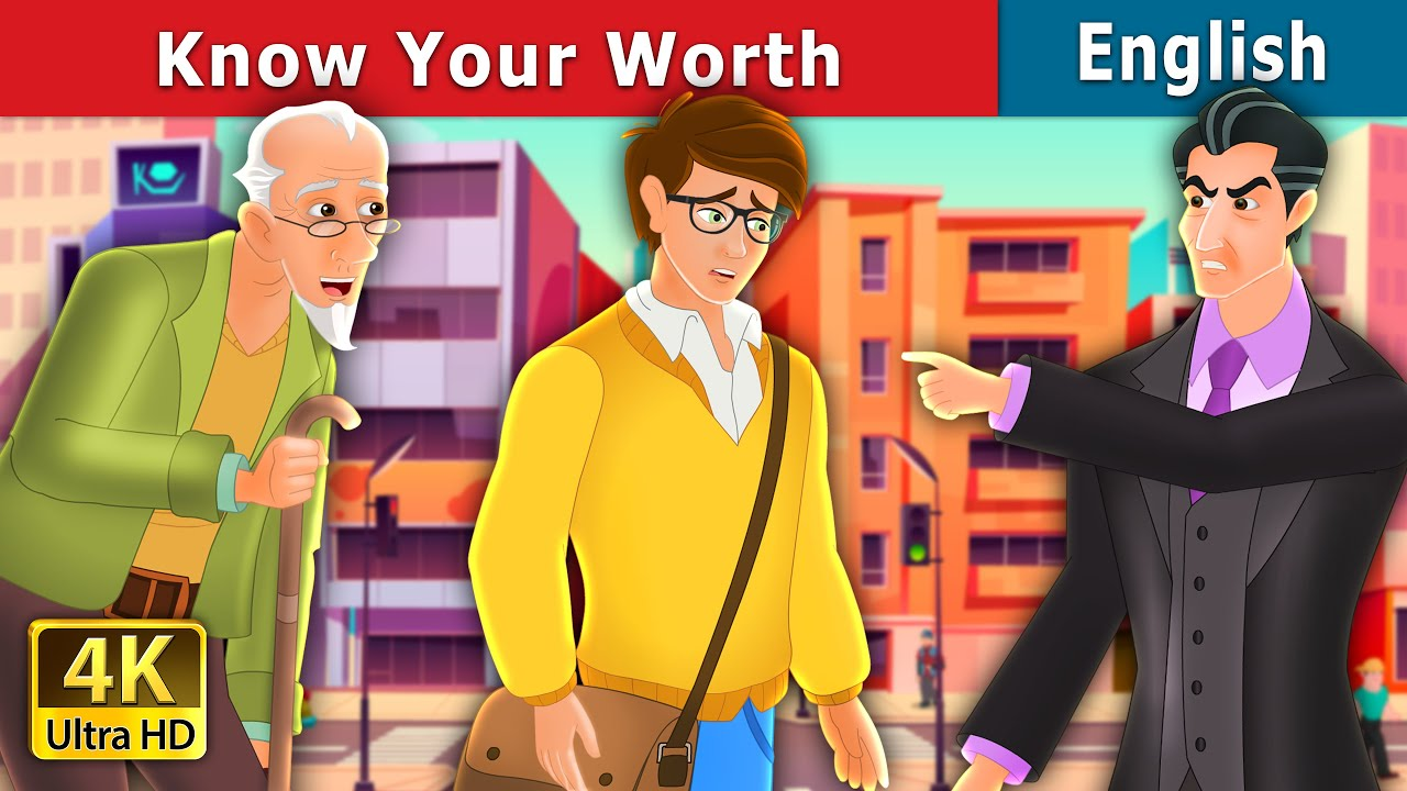 Download Know Your Worth Story in English   Stories for Teenagers   English Fairy Tales
