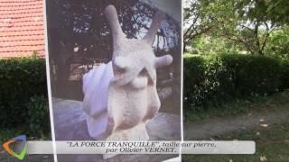 Sauvigny-le-Bois (89) et le Prieuré Saint-Jean-les-Bonshommes - Été 2017