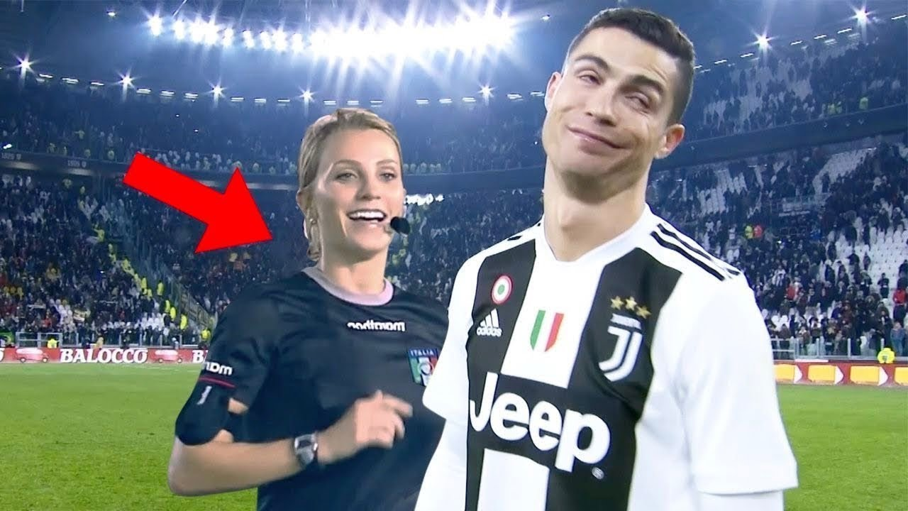 Most Funny Moments in Football