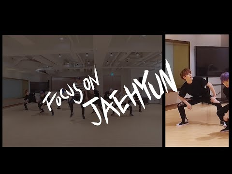 NCT 127 DANCE PRACTICE FOCUS ON ver JAEHYUN