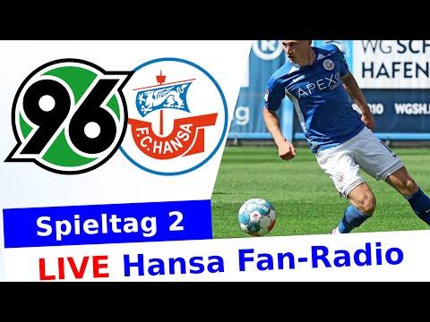SIND DIE STARK!! Hannover 0:3 Hansa | Spieltag 2 | Hansa-Rad