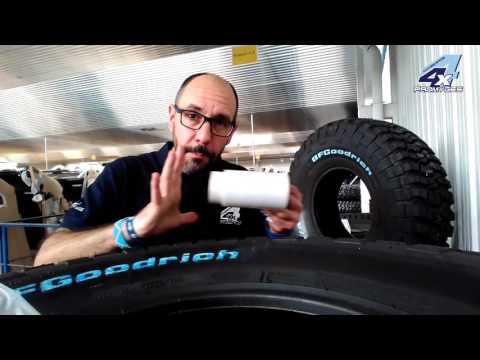 La elección de un buen neumático - BFGoodrich Tires