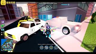 Buying The New Jailbroken Raptor Car (ROBLOX)
