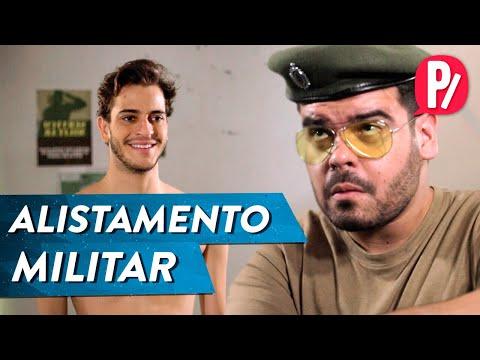 ALISTAMENTO MILITAR | PARAFERNALHA