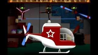 Обзоры мобильных игр -  Вертолёт - миссия спасения