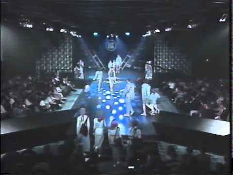 Défilé de Mode - Signature 1995 Fashion Show -- Collège LaSalle Montréal