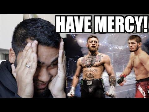 CONOR MCGREGOR vs KHABIB NURMAGOMEDOV (Conor vs Khabib)  UFC 229 FIGHT HIGHLIGHTS REACTION!